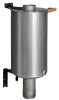 Stainless steel integrated water tank